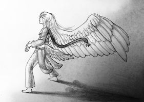 Iulis - Descending from heaven by aque-mizuhara
