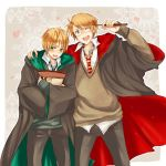 APH Cross-Over by milaa-chan