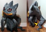Banette rear view by Couch-stuffs