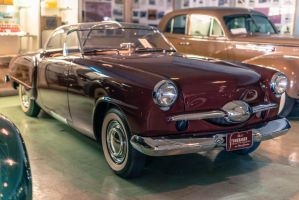 1947 Studebaker Prototype Roadster by PLutonius