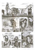 The Bell Men - page 2 by saganich