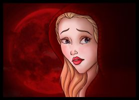 Red Riding Hood by Tella-in-SA