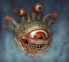 Beholder by Hungrysparrow