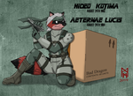 Also Born This Day... Aeternae Lucis by MorbiusMonster