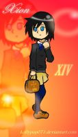 Academy Xion by lollypop071