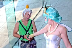 Otakon 2014 - Jorgen and the Tooth Fairy(PS) 37 by VideoGameStupid
