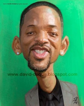 Will Smith by David-Duque