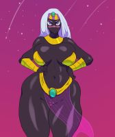 Martian Queen by 5ifty