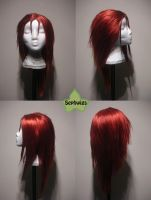 Wig Commission - Karin by kyos-girl