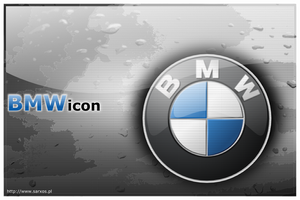 BMW Logo Icon by bartoszf