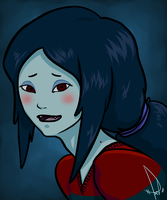 Marceline the Vampire Queen by kaniphish