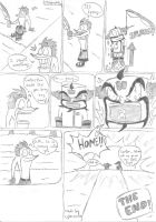 crash bandicoot comic page 5 by cybercortex