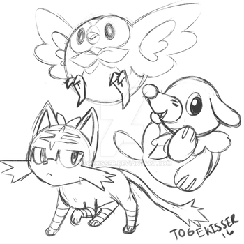 Evil Cat Lineart 312159597 moreover 5 Scouts Coloring Page 162279440 in addition Black Kyurem LineArt 304694763 likewise Rowlett together with respond. on moon core