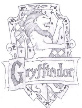 Gryffindor Crest by MoPotter