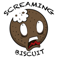 Screaming Biscuit by AmbeeAnimation