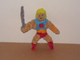 He-Man by fuzzyfigureguy