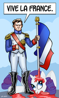 Vive La France by curtsibling