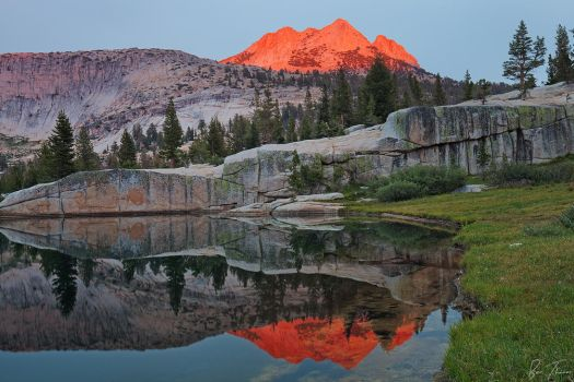 Uper Cathedral Lake by rctfan2