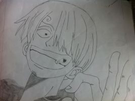 Sanji by DemonJnR