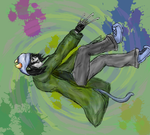 Nepeta's Insanity (wip) by ReplaceReality