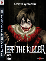 Decayed Reflection: Jeff the Killer PS3 by AngelKiller666