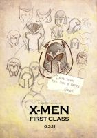 X-Men: First Class by patyczak