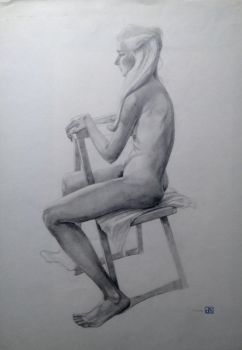 Academic figure drawing by DonStubbs