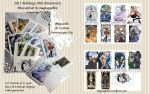 Mabinogi Postcard set by magisapphire by magisapphire