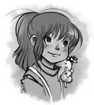 Chihiro Sketch by justjingles
