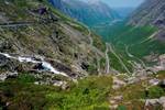 Trollstigen by sergbel