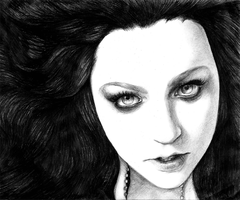 Amy Lee by xMisguidedxRox
