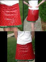 Duct tape skirt by climbtreez