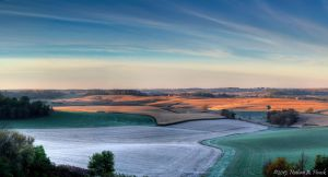 Minnesota Landscape by abstractcamera