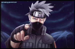 Kakashi 596 by EternaJehuty
