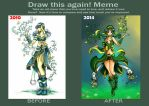 After 4 years by amjie