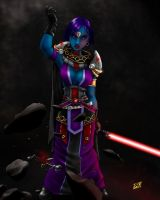 Sith Inquisitor by Twizdedsoul
