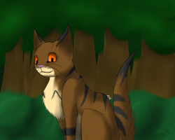 Leafpool. by SuicuneNorth