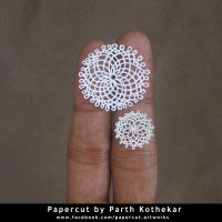 miniature papercut #13 by ParthKothekar