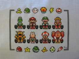 Mario sampler finished ! by koviki