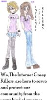Internet Creep KIllers by NaMiKiTtIn