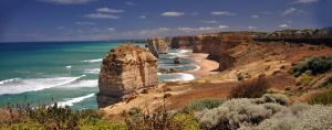12 Apostles Panorama by Shultzy