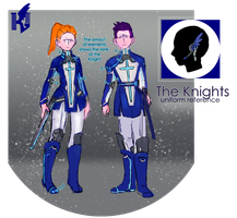 TAW: The Kinghts' Uniform Reference by TAW-official