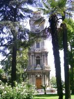 Dolmabahce Palace-5 by izzmarit-stock