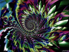 Viral Spiral # 26 by 2BORN02B