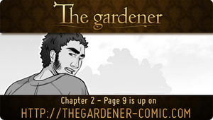 The gardener - Chapter 2 page 9 by Marc-G