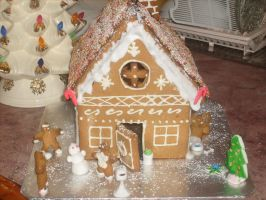 Gingerbread House (12) by jess13795