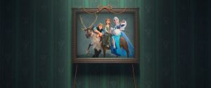 Frozen Fever Group Picture by montey4