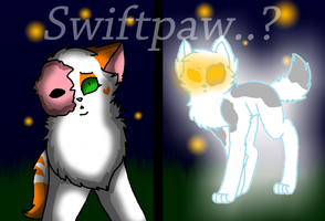 .:Swiftpaw..?:. by WolfieTan