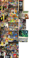 My Pokemon Collection 2011 by Emakura