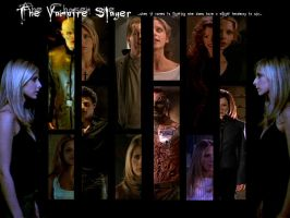 The Big Bads of BtVS by Smile- by TheBuffyClub